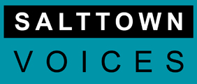 SALTTOWN VOICES Logo
