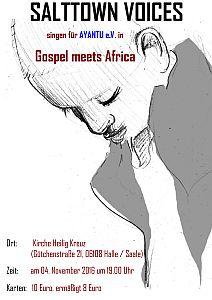 Gospel meets Africa