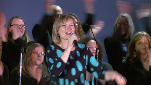 Konzert mit Deborah Woodson 2015