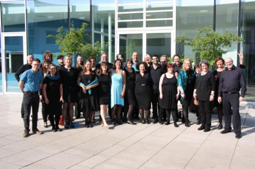 Deutscher Chor Wettbewerb Freiburg 2018
